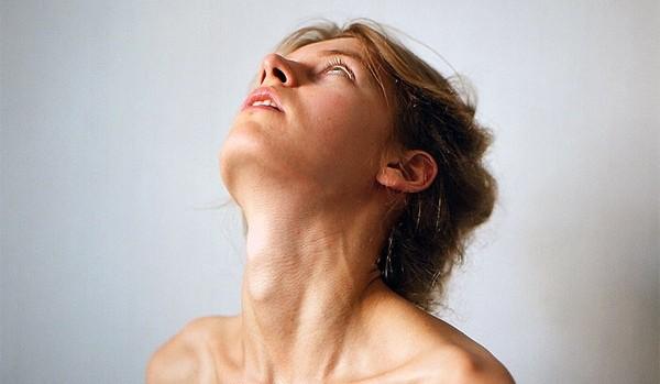 Непроходимость в горле