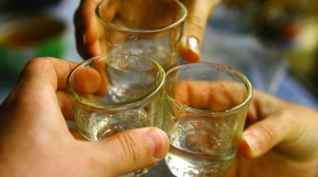 Последствия отравления метиловым спиртом