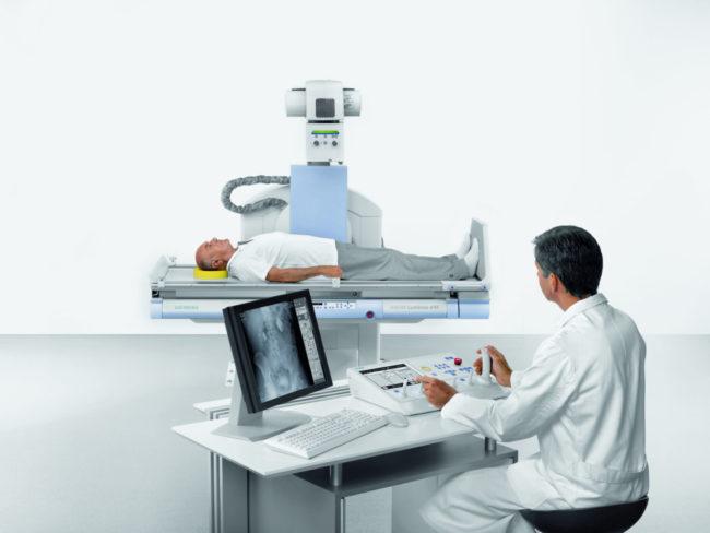 Рентген аппарат