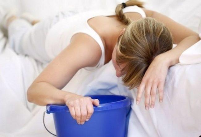 Отравление формальдегидом симптомы признаки лечение и диета