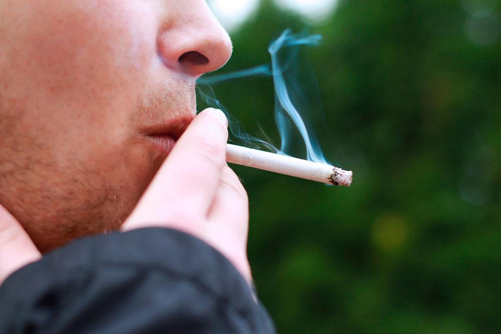 Симптомы отравления никотином